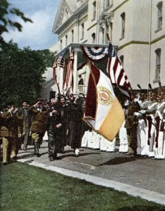 1931 Commencement