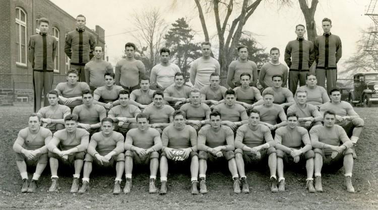 1934 Football Team