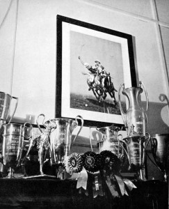 1943 Polo trophies