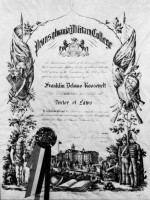 FDR honorary degree