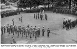 Honoring FDR