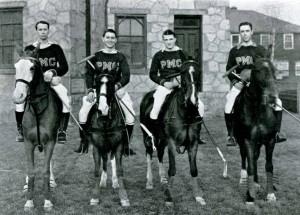 JV Polo Team 1930