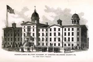 Main Building 1881