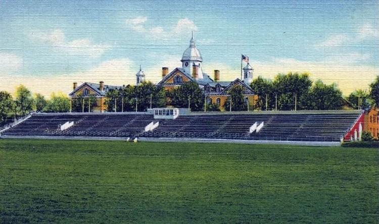 Stadium stylized