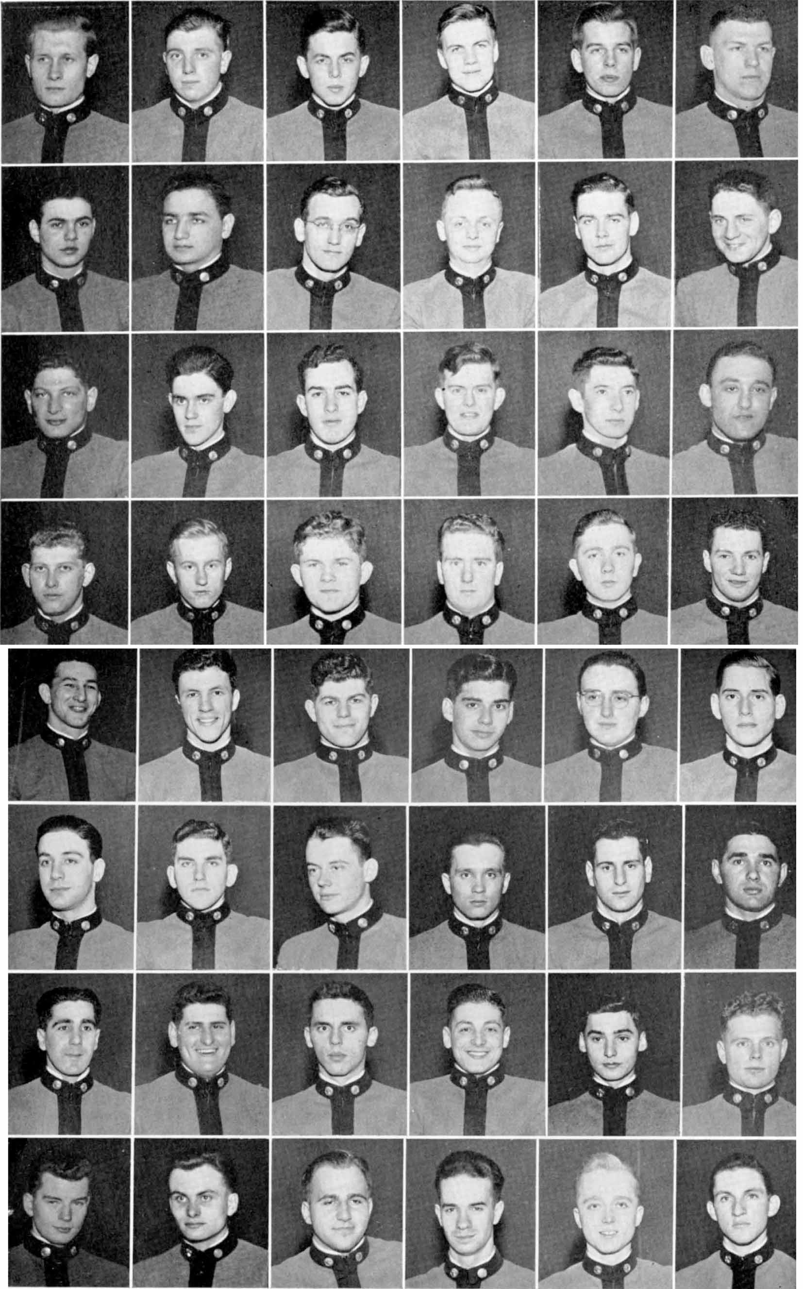 Pennsylvania Military College Class of 1943