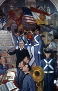 lindborg Mural
