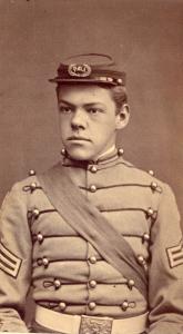 Cadet Hurd '78
