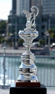 • America's Cup Trophy