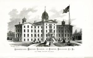 Old Main 1869