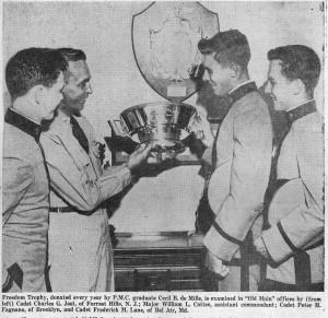 Freedom Trophy 1951