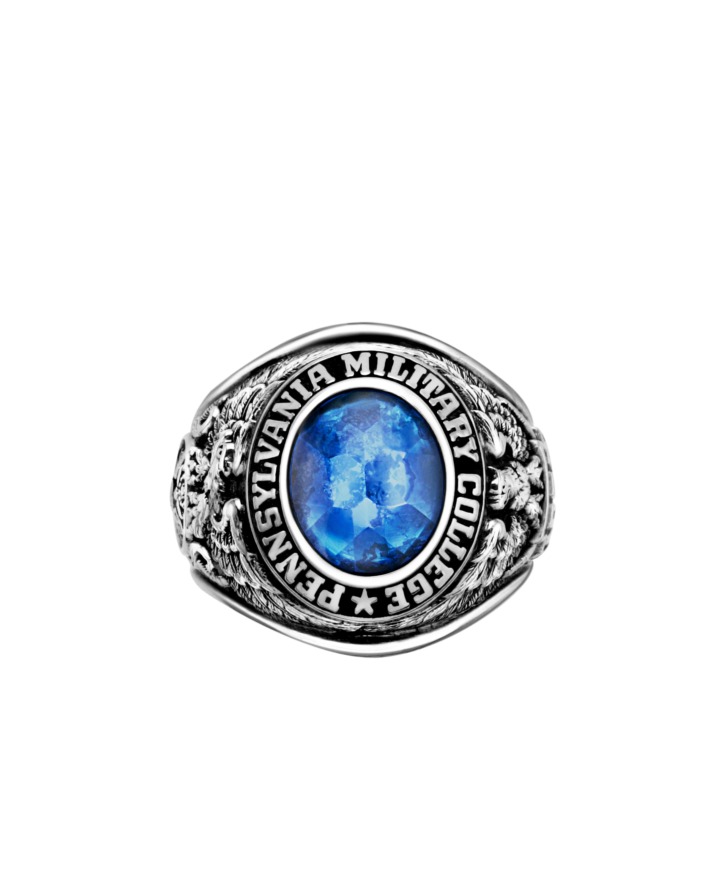 symbolism pennsylvania class profile the ring rings military of college